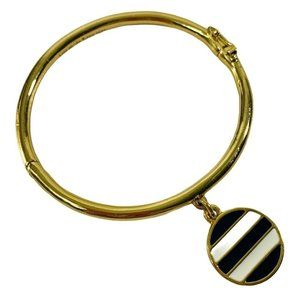 KATE SPADE Know The Ropes Charm Bracelet Hinged